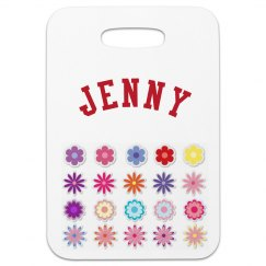 Personalized Luggage Tag