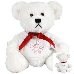 Small Valentine Bear