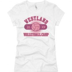 Westland Volleyball Camp