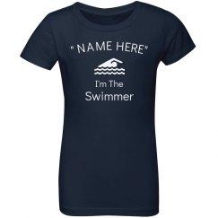 I'm the swimmer