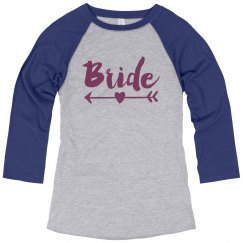 Pretty Bride Tshirt