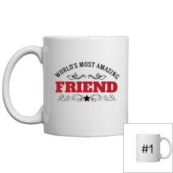 Most amazing Friend!