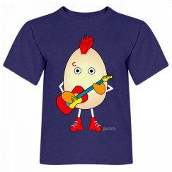 Rock Musician Egghead