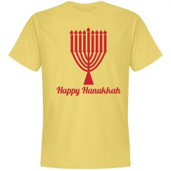 Hanukkah Tshirts for Men
