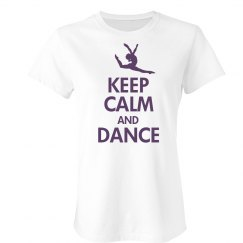 Keep Calm & Dance