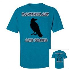 Ravenclaw Quidditch team shirt