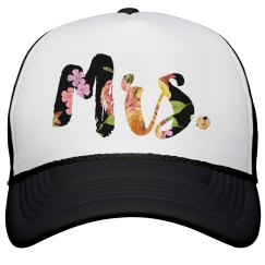 Mrs. Hat - Floral