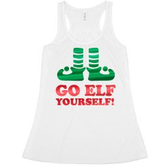 Go Elf Yourself Metallic Christmas