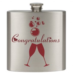 Congratulations (Red)