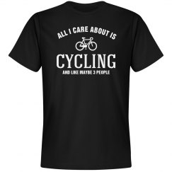 Care about is cycling