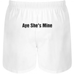 She's Mine Boxers