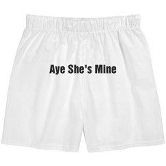 She's Mine Boxers