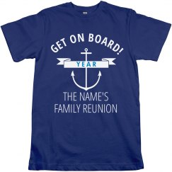 Nautical Family Reunion