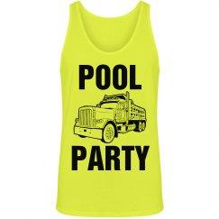 Dump Truck Pool Party