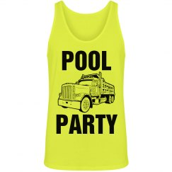 Dump Truck Pool Party