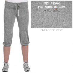 No Fear Sweat Capri