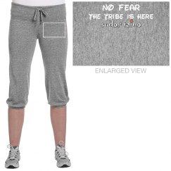 No Fear Sweat Capri