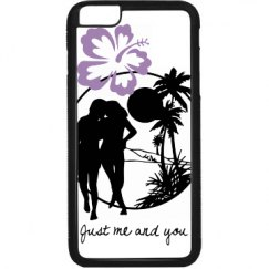 """""""Me and You"""" phone case"""