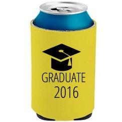 Graduation Can Cooler