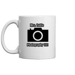 Photography Teacher Mug