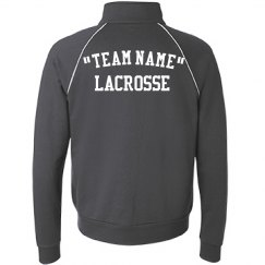 Customize lacrosse team jacket