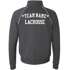 Customize lacrosse team jacket