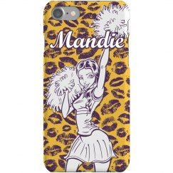 Mandie the Cheerleader