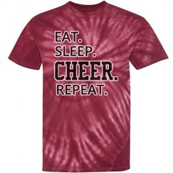 Cheer, Repeat.