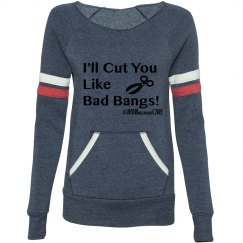 I'll Cut You Like...