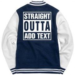 Ladies straight outta jacket