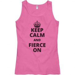 Fierce On - Women's Tank