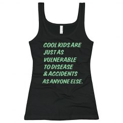 Cool Kids Are Vulnerable