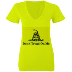 Don't tread and me