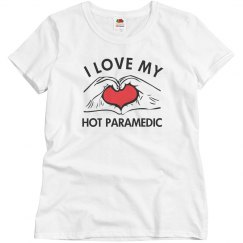 I love my hot Paramedic