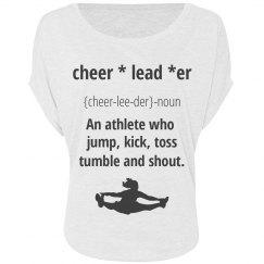 Cheerleader Definition