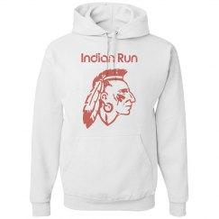 Indian's Distressed Hoodie
