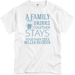 Drink Together Reunion