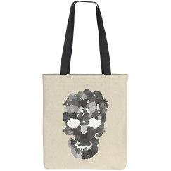Patchwork Cammo Skull