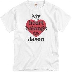 my heart belongs to jason
