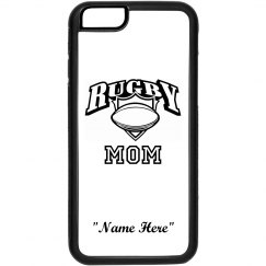 Personalize rugby mom