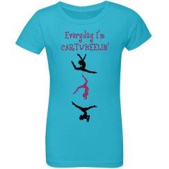 Gymnastics - Cartwheelin'