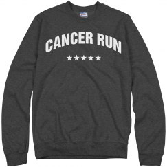 Cancer Run Sweatshirt