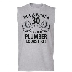 30 year old Plumber