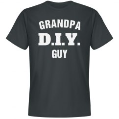 Grandpa D.I.Y. guy