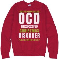 OCD Obsessive Christmas