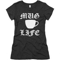 Mug Life Coffee Addict