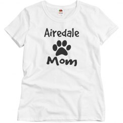 Airedale Mom