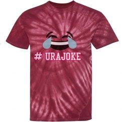 Jamari's #UrAJoke Tye-dye