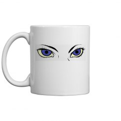 Eyes Cup- Blue