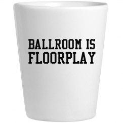 Ballroom Is Floorplay Black Shot